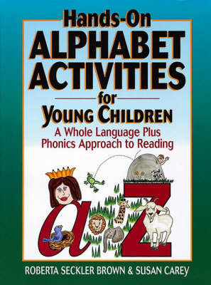 Hands On Alphabet Activities for Young Children (Paperback)