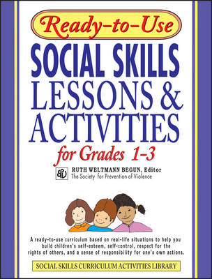 Ready-to-Use Social Skills Lessons and Activities for Grades 1-3 (Paperback)