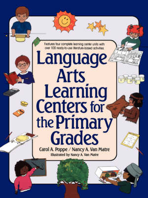 Language Arts Learning Center For The Primary Grades (Paperback)