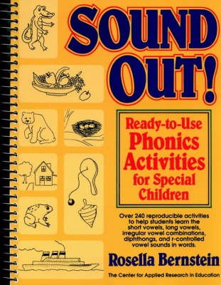 Sound out! Ready Use Phonics: Ready-to-Use Phonics Activities for Special Needs Children (Paperback)