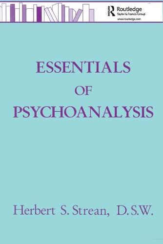 Essentials Of Psychoanalysis (Paperback)