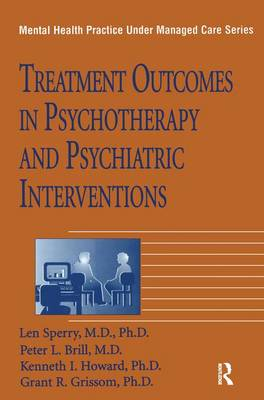 Treatment Outcomes In Psychotherapy And Psychiatric Interventions (Paperback)