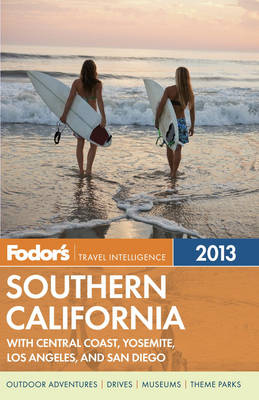 Fodor's Southern California 2013 (Paperback)