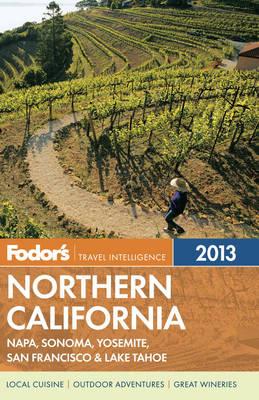 Fodor's Northern California 2013 (Paperback)