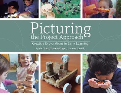 Picturing the Project Approach: Creative Explorations in Early Learning (Paperback)
