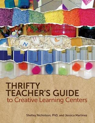 Thrifty Teacher's Guide to Creative Learning Centers (Paperback)