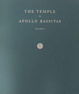 The Temple of Apollo Bassitas IV: Folio Drawings - Temple of Apollo Bassitas IV (Hardback)