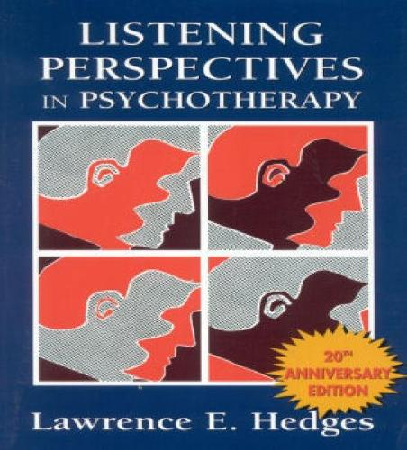Listening Perspectives in Psychotherapy (Paperback)