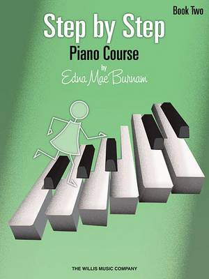 Step by Step Piano Course - Book 2 (Paperback)