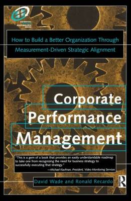 Corporate Performance Management (Paperback)