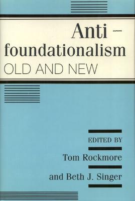 Antifoundationalism (Hardback)