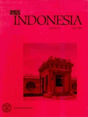 Indonesia Journal: April 2006 - Indonesia Journal (Paperback)