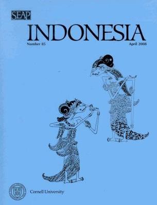 Indonesia Journal: April 2008 - Indonesia Journal (Paperback)