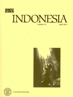 Indonesia Journal: April 2011 - Indonesia Journal (Paperback)
