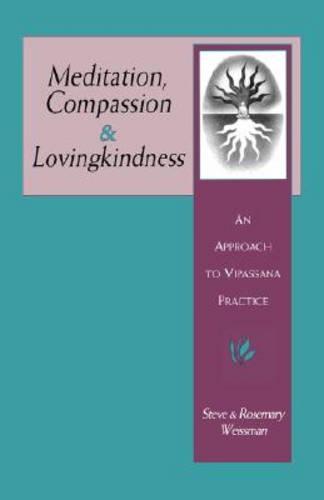 Meditation, Compassion, Loving Kindness: Approach to Vipassana Practice (Paperback)