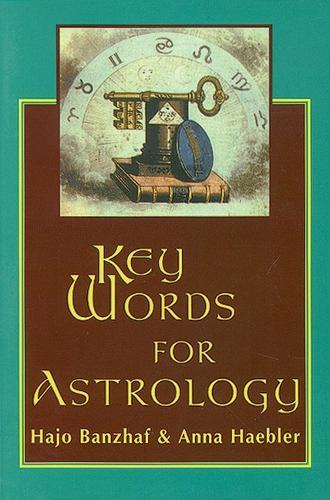 Key Words for Astrology (Paperback)