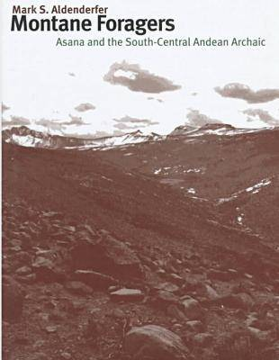 Montane Foragers: Asana and the South-central Andean Archaic (Hardback)