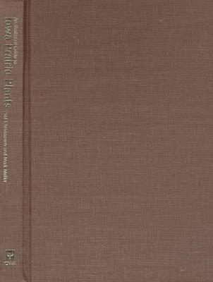 An Illustrated Guide to Iowa Prairie Plants - Bur Oak Original (Hardback)