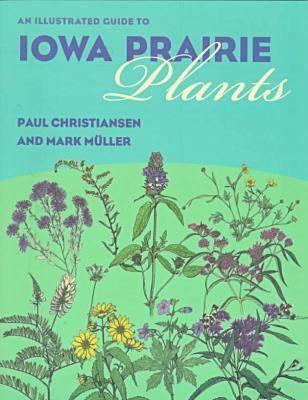 An Illustrated Guide to Iowa Prairie Plants - Bur Oak Original (Paperback)