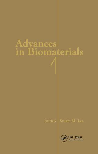 Advances in Biomaterials (Hardback)