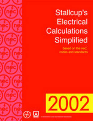 Stallcup's Electrical Calculations Simplified (Paperback)
