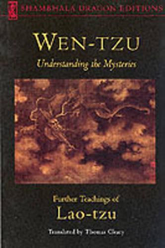 Wen-Tzu (Paperback)