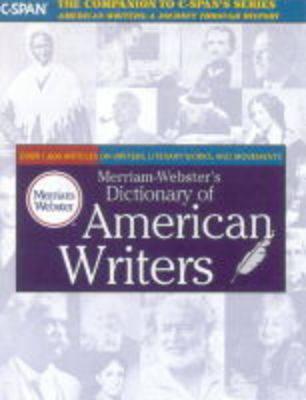 Dictionary of American Writers (Hardback)