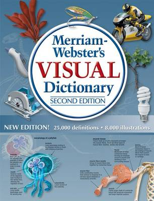 Merriam-Webster Visual Dictionary (Paperback)