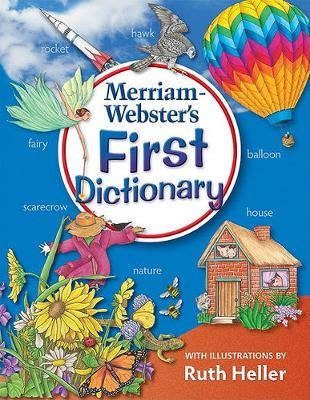 Merriam-Webster's First Dictionary (Hardback)
