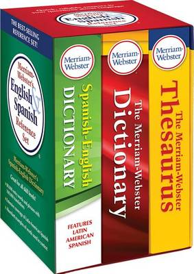 Merriam-Webster's English and Spanish Reference Set (Paperback)