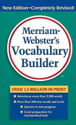 M-W Vocabulary Builder (Paperback)