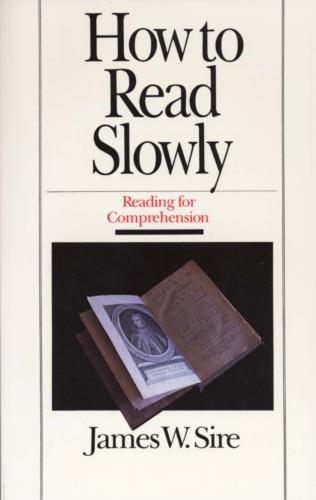 How to Read Slowly: How to Read Slowly: Reading for Comprehension (Paperback)