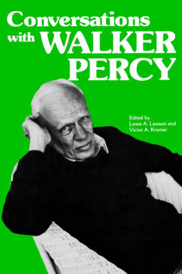 Conversations with Walker Percy (Paperback)