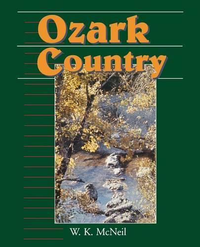 Ozark Country (Paperback)