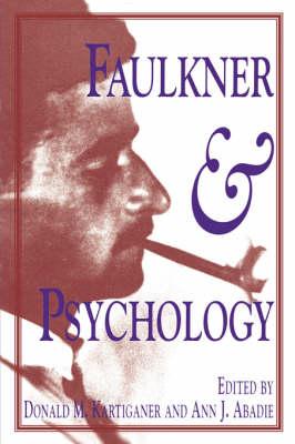 Faulkner and Psychology (Paperback)