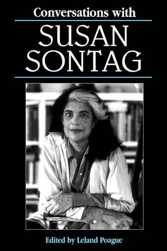 Conversations with Susan Sontag (Paperback)