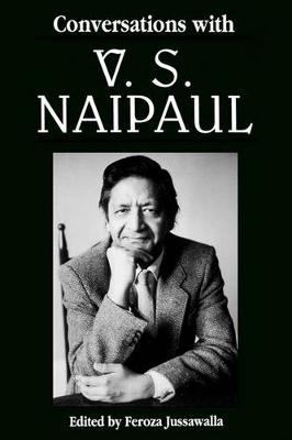 Conversations with V. S. Naipaul (Hardback)