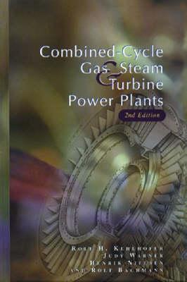 Combined-Cycle Gas & Steam Turbine Power Plants (Hardback)