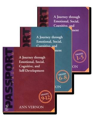 The PASSPORT Program, 3 Volume Set: A Journey through Emotional, Social, Cognitive, and Self-Development (Paperback)