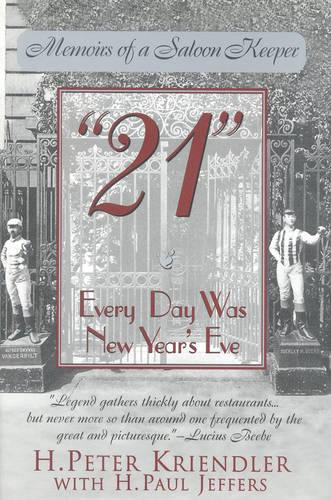 21: Every Day Was New Year's Eve (Hardback)
