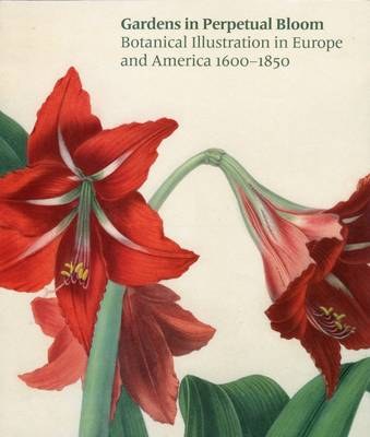 Gardens in Perpetual Bloom: Botanical Illustration in Europe and America 1600-1850 (Paperback)