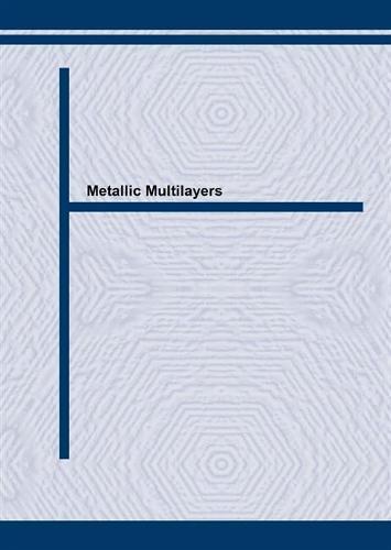 Metallic Multilayers - Materials Science Forum Vol 59/60 (Paperback)