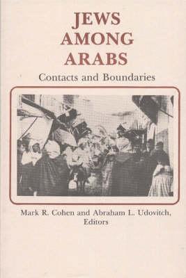 Jews Among Arabs: Contacts & Boundaries (Hardback)
