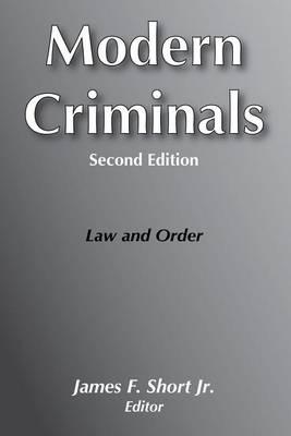 Law and Order: Modern Criminals (Paperback)