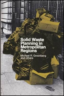 Solid Waste Planning in Metropolitan Areas (Paperback)