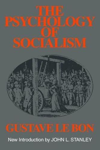 The Psychology of Socialism (Paperback)