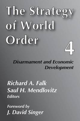 Disarmament and Economic Development (Paperback)