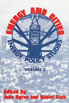 Energy and Cities (Paperback)