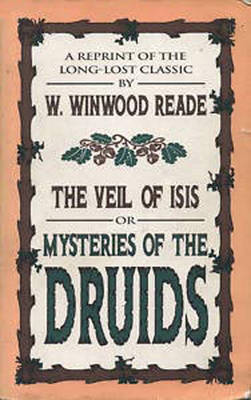 Veil of Isis: Mysteries of the Druids (Paperback)