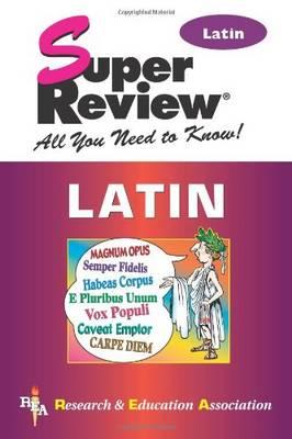 Latin - Super Review (Paperback)